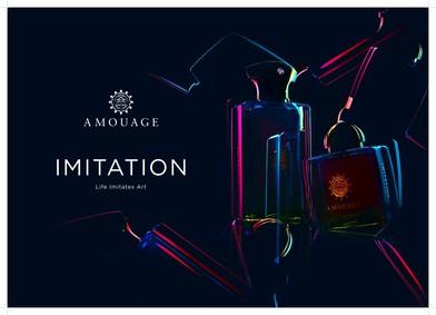 Постер Amouage Imitation For Woman