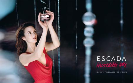 Постер Escada Incredible Me