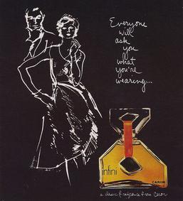 Постер Caron Infini