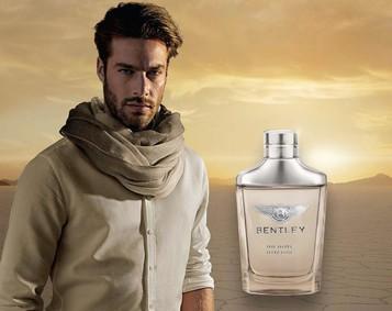 Постер Bentley Infinite Intense