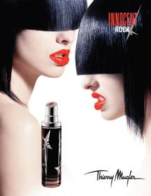 Постер Mugler Innocent Rock
