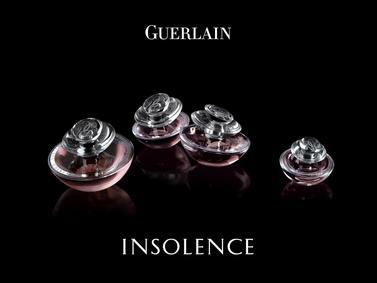 Постер Guerlain Insolence