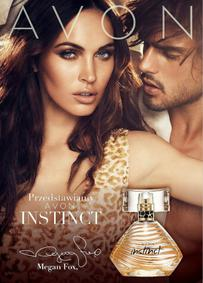 Постер Avon Instinct For Her