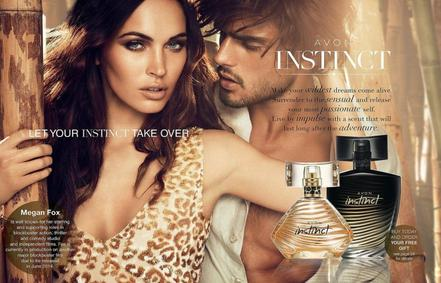 Постер Avon Instinct For Him