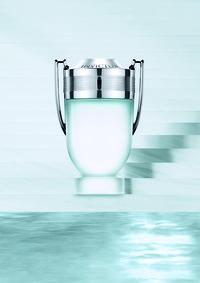 Постер Paco Rabanne Invictus Aqua