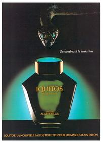 Постер Alain Delon Iquitos
