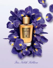 Постер Acqua di Parma Iris Nobile Sublime