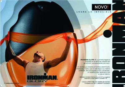 Постер Avon Ironman Glory