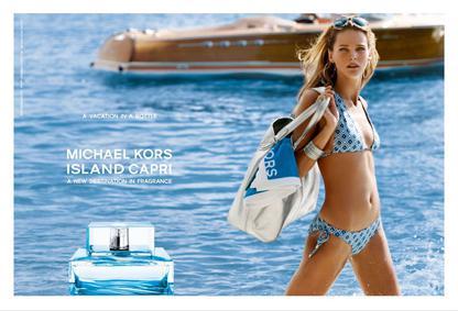 Постер Michael Kors Island Capri