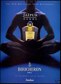 Постер Boucheron Jaïpur Homme