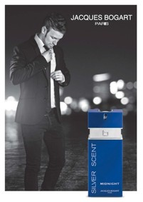 Постер Jacques Bogart Silver Scent Midnight