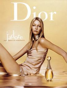 Постер Dior J`Adore