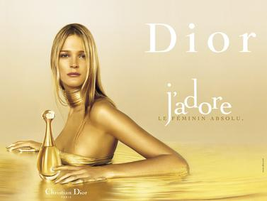Постер Dior J`Adore L'Absolu 2007