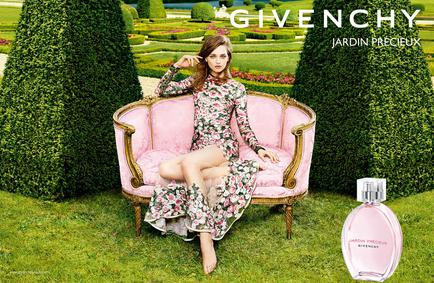 Постер Givenchy Jardin Précieux