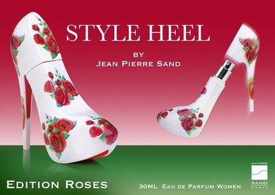 Постер Jean Pierre Sand Style Heel Roses