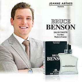 Постер Jeanne Arthes Bruce Benson