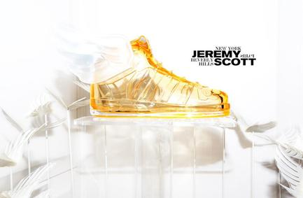 Постер Jeremy Scott For Adidas Originals