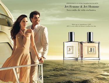 Постер Avon Jet Homme