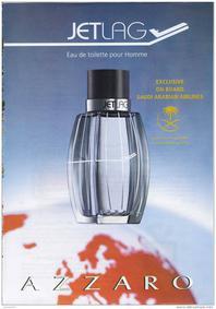 Постер Azzaro Jetlag