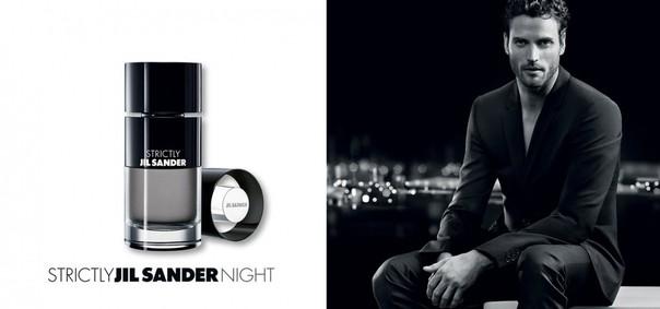 Постер Jil Sander Strictly Night