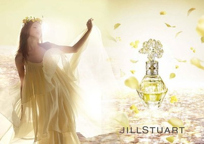 Постер Jill Stuart Crystal Bloom Eternal Dazzle