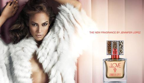 Постер Jennifer Lopez JLove