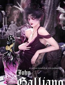 Постер John Galliano