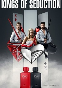 Постер Joop! Homme Red King