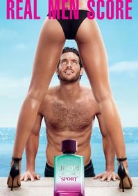 Постер Joop! Homme Sport