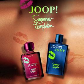 Постер Joop! Homme Summer Temptation