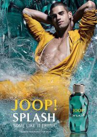 Постер Joop! Splash