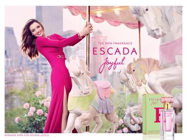 Постер Escada Joyful