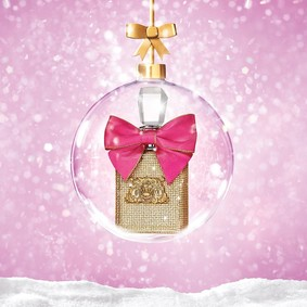 Постер Juicy Couture Viva La Juicy Pure Parfum