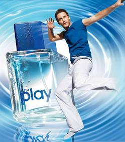 Постер Avon Just Play for Him