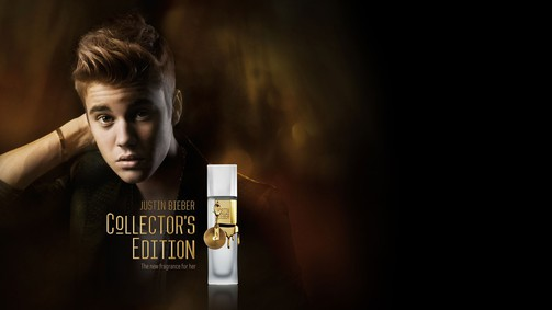 Постер Justin Bieber Collector's Edition