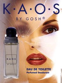 Постер Gosh K.A.O.S.