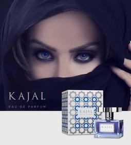 Постер Kajal Eau de Parfum
