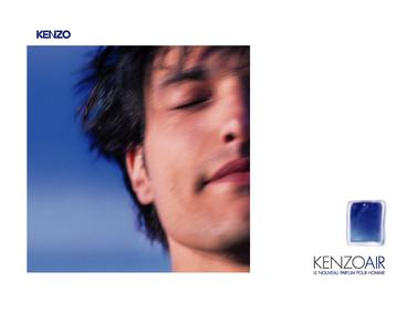 Постер Kenzo Air