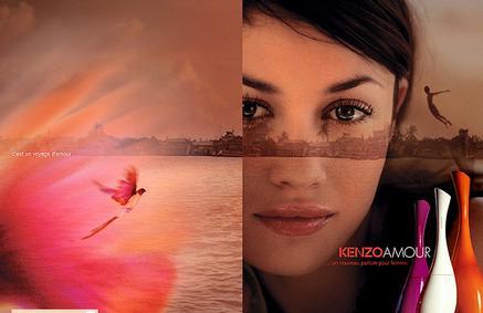 Постер Kenzo Amour