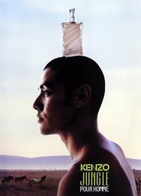 Постер Kenzo Jungle Homme