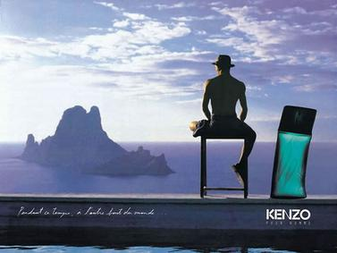 Постер Kenzo pour Homme