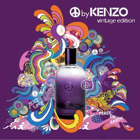 Постер Kenzo Vintage Edition