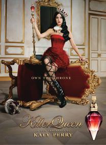Постер Katy Perry Killer Queen