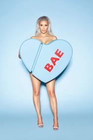 Постер Kim Kardashian BAE
