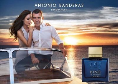 Постер Antonio Banderas King of Seduction Absolute