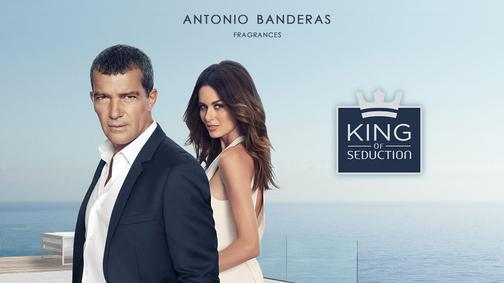 Постер Antonio Banderas King Of Seduction