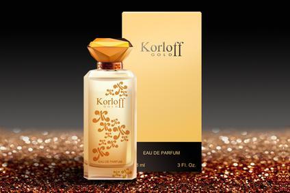 Постер Korloff Paris Korloff Gold