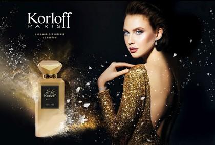 Постер Korloff Paris Lady Korloff Intense