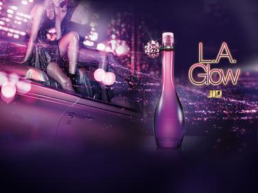 Постер Jennifer Lopez L.A. Glow