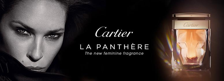 Постер Cartier La Panthere